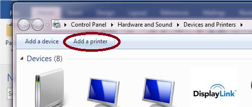 How to Add a Grenfell Printer